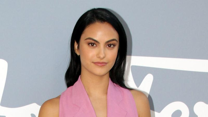 How Camila Mendes Is Working to Stop Picking at Her Pimples