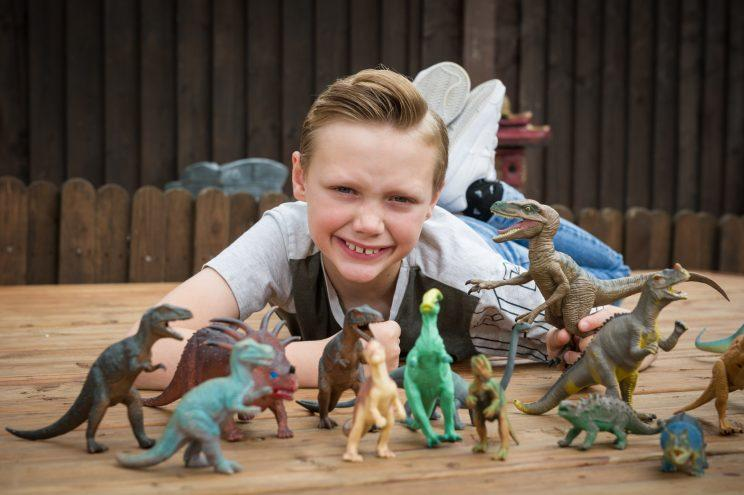 The Natural History Museum has changed one of its exhibitions after a 10-year-old spotted it had the wrong dinosaur