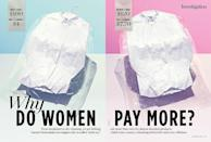 <br><b>PINK TAX:</b> Why do women pay more than men for the same products?