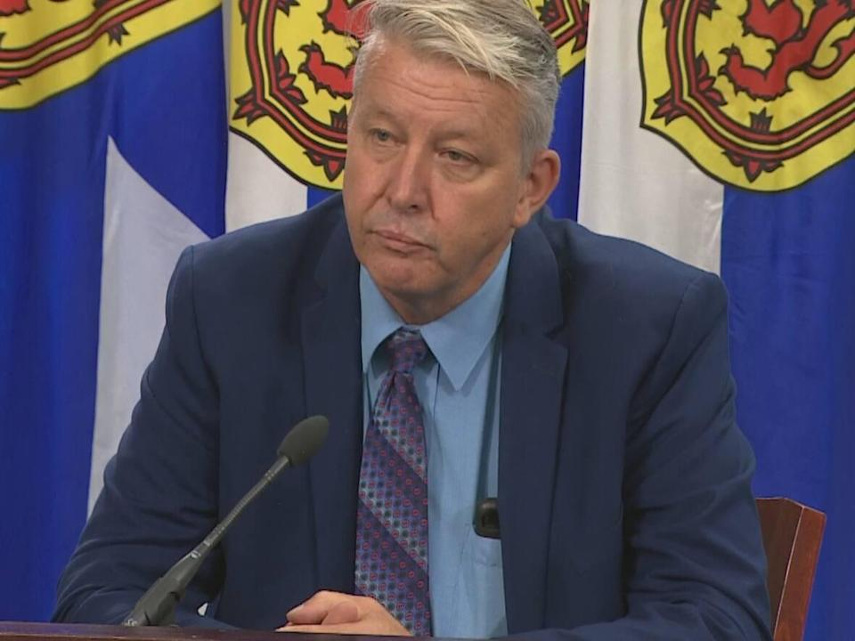 Housing Minister John Lohr is scheduled to meet Friday with members from the Nova Scotia Affordable Housing Commission. (CBC - image credit)