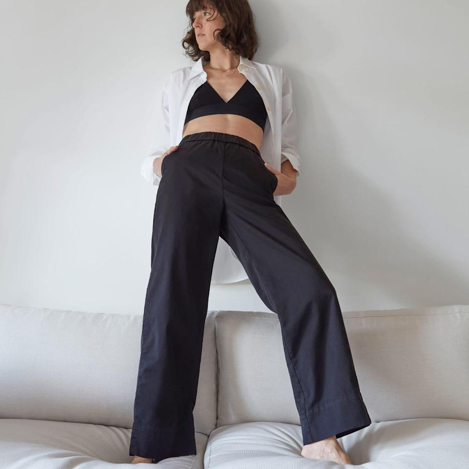 "<p>You'll own these <a href=""https://www.popsugar.com/buy/Everlane-Easy-Straight-Leg-Chinos-573072?p_name=Everlane%20Easy%20Straight%20Leg%20Chinos&retailer=everlane.com&pid=573072&price=58&evar1=fab%3Aus&evar9=47085485&evar98=https%3A%2F%2Fwww.popsugar.com%2Ffashion%2Fphoto-gallery%2F47085485%2Fimage%2F47462828%2FEverlane-Easy-Straight-Leg-Chinos&list1=shopping%2Cpants%2Cworkwear%2Cfashion%20shopping&prop13=mobile&pdata=1"" class=""link rapid-noclick-resp"" rel=""nofollow noopener"" target=""_blank"" data-ylk=""slk:Everlane Easy Straight Leg Chinos"">Everlane Easy Straight Leg Chinos</a> ($58) forever.</p>"