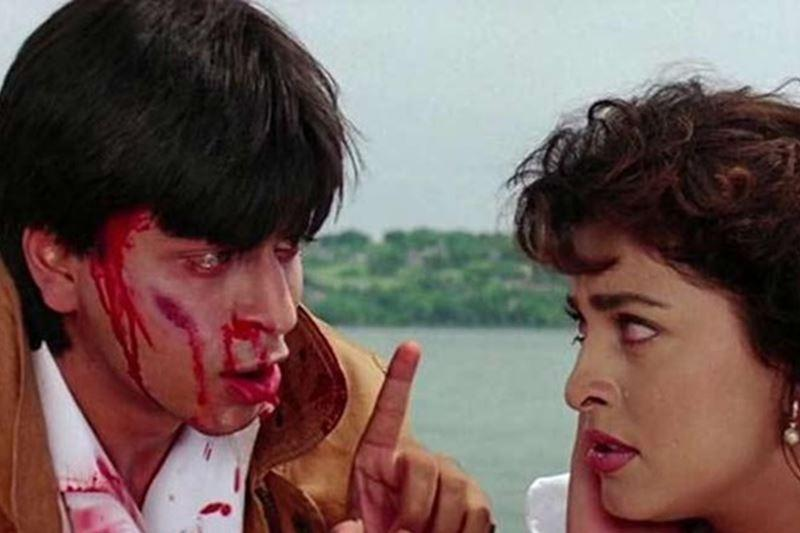 <p>A risk taken by the actor played in favor of him and took him to heights perhaps no other actor in the industry will see anytime sooner. Rendered fanatic by unrequited love, <em>Rahul</em> tries everything in his power – threat, violence, blackmail – to get Kiran. Though he couldn't win Kiran, <em>Rahul Mehra</em> was successful in winning the viewer who had clearly forgotten that 'Darr' had a hero, Sunny Deol, also. </p>