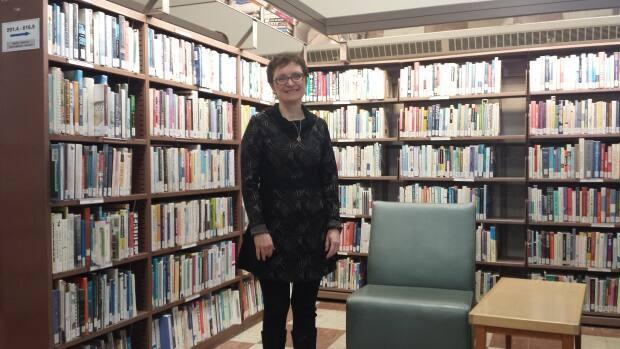 Retired regional librarian Faye MacDougall says MacIntosh made the James McConnell Memorial Library's collection one of the primary resources on Nova Scotia history in the province.