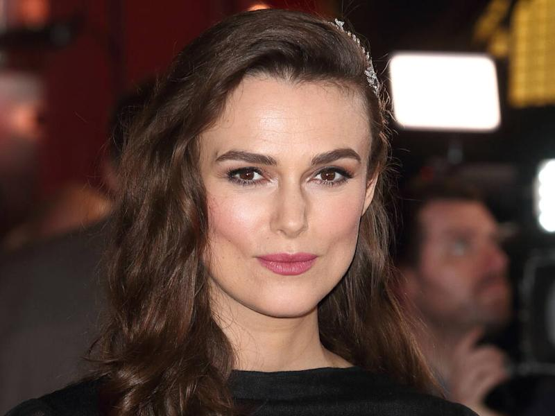 Keira Knightley's daughter finally watched Cinderella and 'didn't like it'