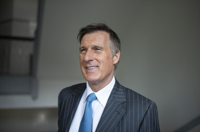 Maxime Bernier targets untapped voters with broader populist platform
