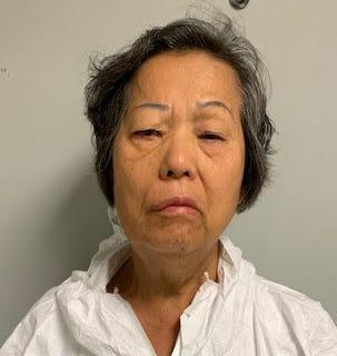 73-year-old Chun Yong Oh is charged with the murder of 82-year-old Hwa Cha Pak of Bladensburg, Maryland.