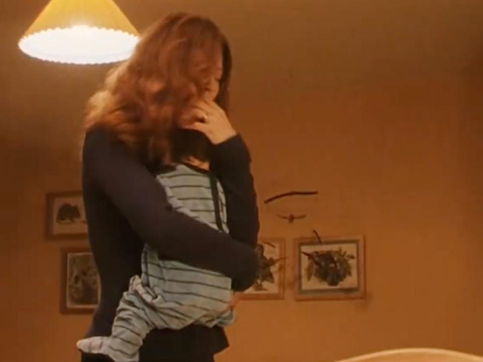 Lily Potter died to save her son.