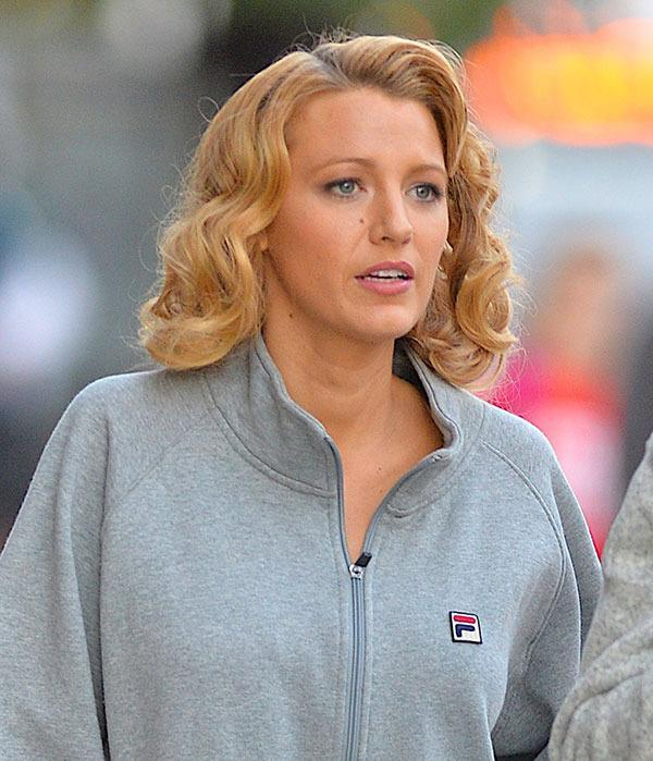 <br>Blake stepped out on October 7 in New York City sporting a significanty shorter 'do, however she was reportedly on set of an as-yet unnamed Woody Allen film, so it may be only be a temporary change... Either way she rocks it, #shorthairgoals!