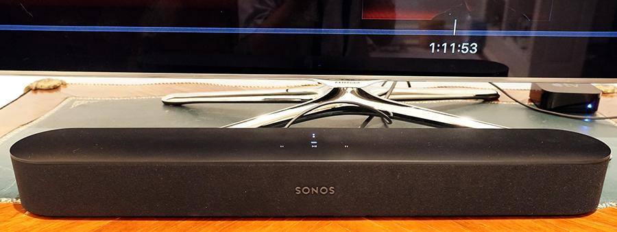 The Sonos Beam is the speaker your TV wishes it had.