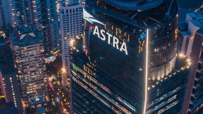 Laba Astra International Ambles 12 Persen di Kuartal III-2020