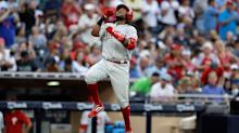 Maikel Franco gets a reprieve, would welcome Bryce Harper as teammate