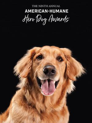 Voting begins today for the nation's top dog as seven heroic canine finalists were announced in the 2019 American Humane Hero Dog Awards.
