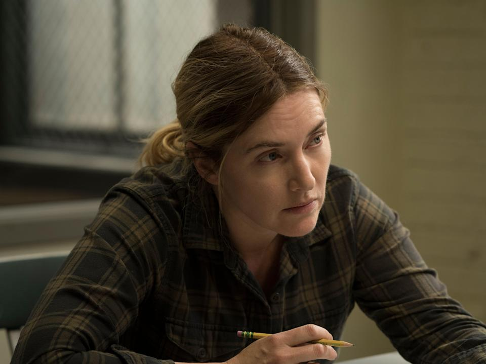 <p>Kate Winslet in Mare of Easttown</p> (Home Box Office)
