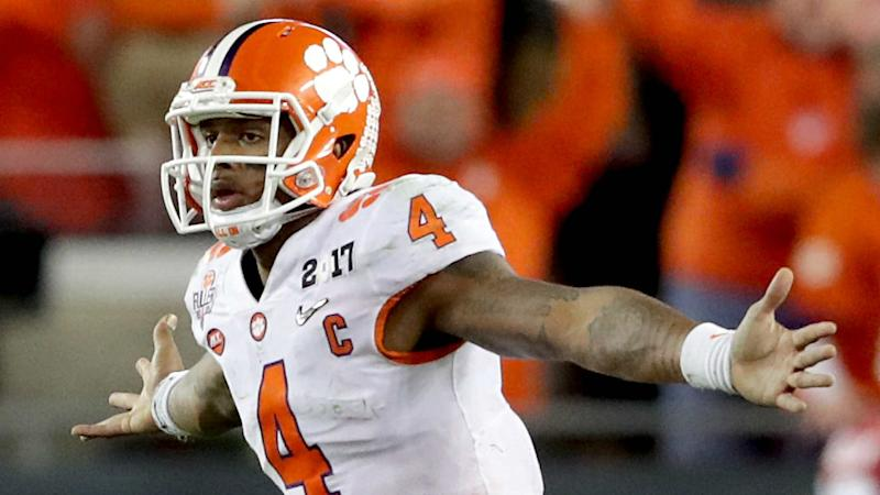 NFL Draft rumors: DeShaun Watson to Jaguars picking up steam