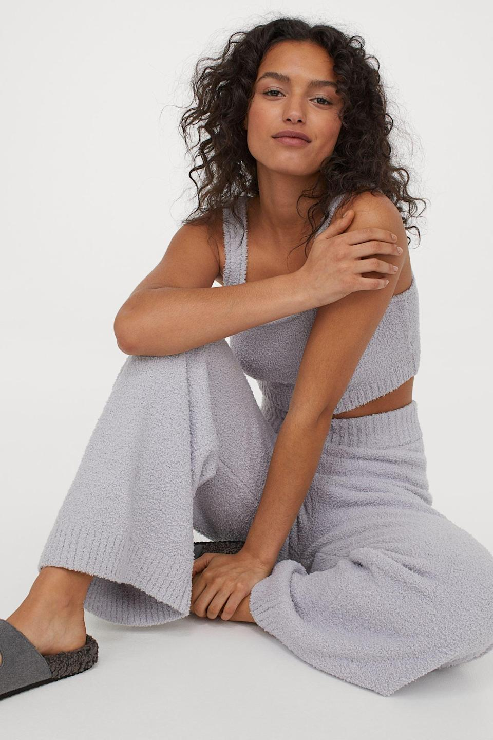 <p>These <span>Fluffy Pants</span> ($30) are an awesome deal.</p>