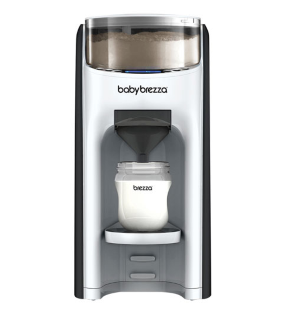 Baby Brezza Formula Pro Advanced Baby Formula Dispenser (Photo via Best Buy Canada)