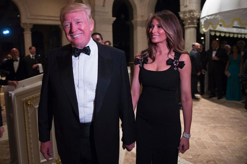 With tickets costing $580,600 per couple, Trump's Saturday fundraiser will be his most expensive yet