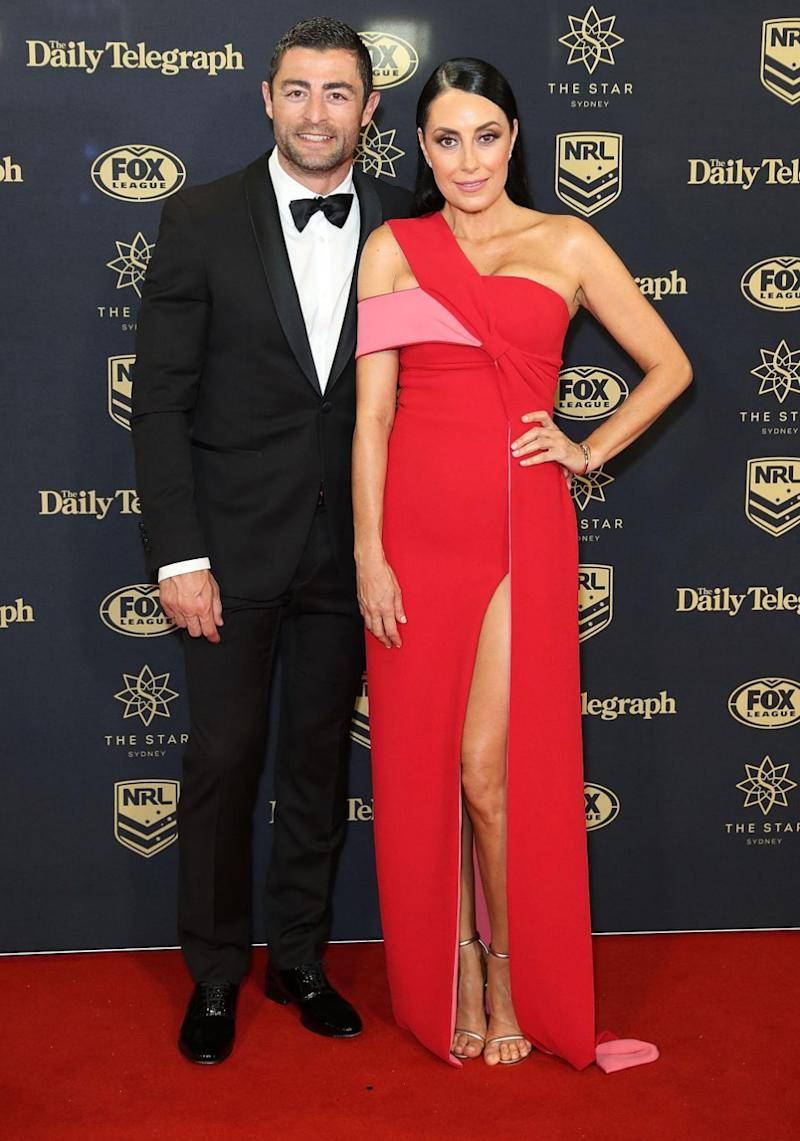 Anthony Minichiello's wife Terry Biviano says she had a