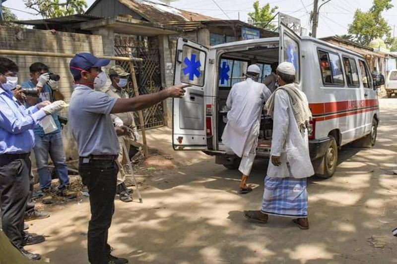 Social, Political Events Responsible for Surge in Coronavirus Cases in Agartala, Finds Study