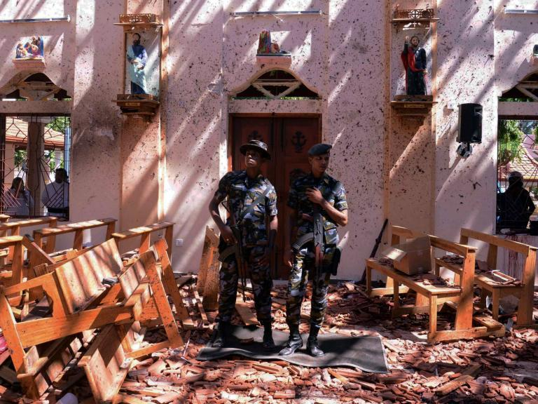 Sri Lanka's violent past has created a polarised society ripe for radicalisation