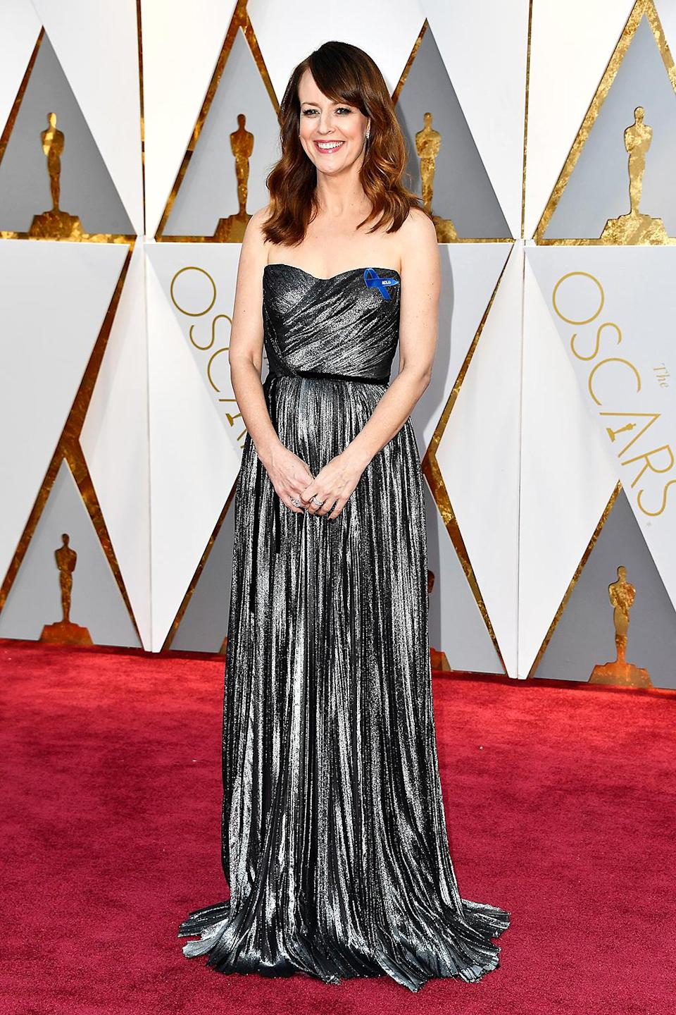 <p>Actor Rosemarie DeWitt attends the 89th Annual Academy Awards at Hollywood & Highland Center on February 26, 2017 in Hollywood, California. (Photo by Frazer Harrison/Getty Images) </p>