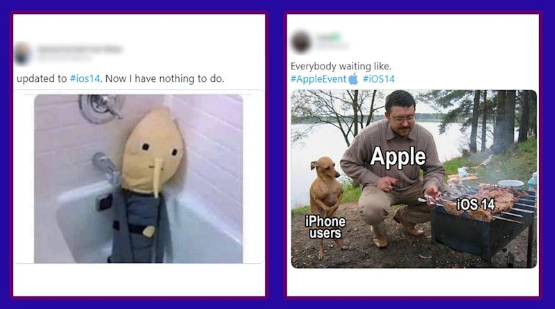 iOS14 Update Funny Memes and Reactions Trend Online As Apple Users Celebrate the New Features While Others Still Waiting For It