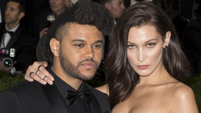 Even Bella Hadid Thinks The Weeknd's Album Is About Her & Now We're Screaming