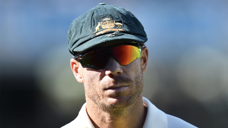 David Warner thinks it is 'highly unlikely' the ODI tour of England will go ahead. (Getty Images)