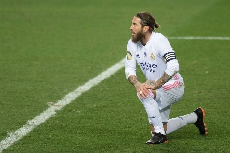 Sergio Ramos is entering the final six months of his Real Madrid contract