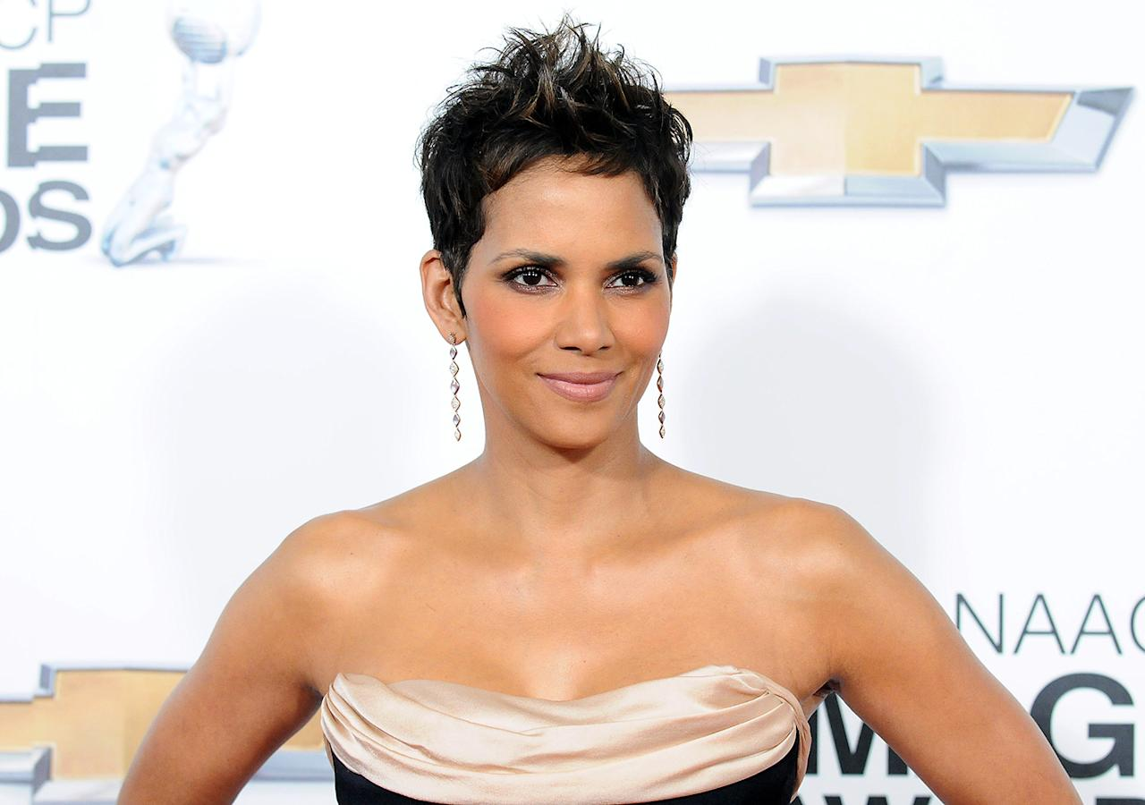 """Halle Berry really changed her look for """"Cloud Atlas."""""""