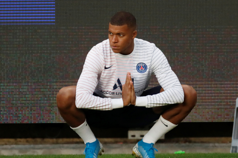 Manchester United Could Hijack Real Madrid's Transfer Target Paris Saint-Germain Star Kylian Mbappe