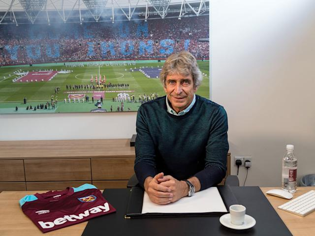 West Ham plan to provide Manuel Pellegrini with record transfer funds