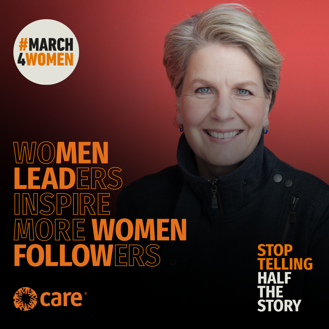 Sandi Toksvig (Care International/PA)