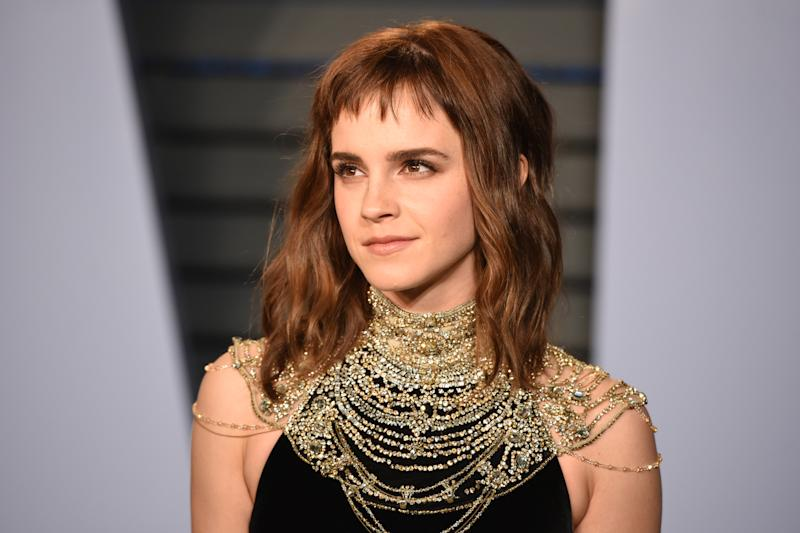 Emma Watson Calls Herself 'Self-Partnered' Not 'Single'