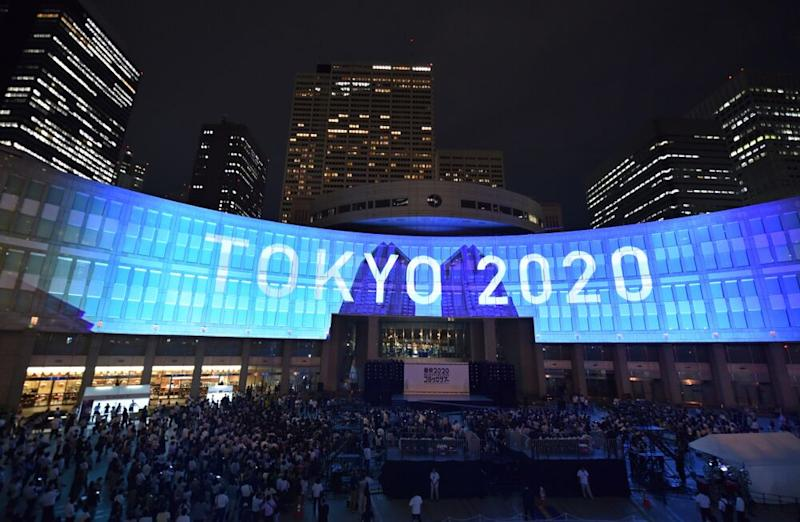 Tokio 2020. | KAZUHIRO NOGI/AFP via Getty Images