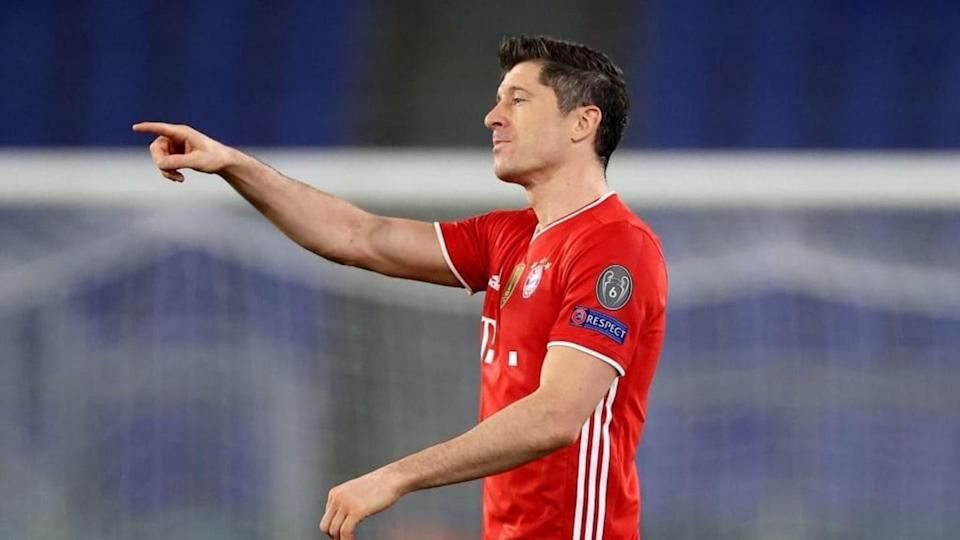 Robert Lewandowski | Alexander Hassenstein/Getty Images