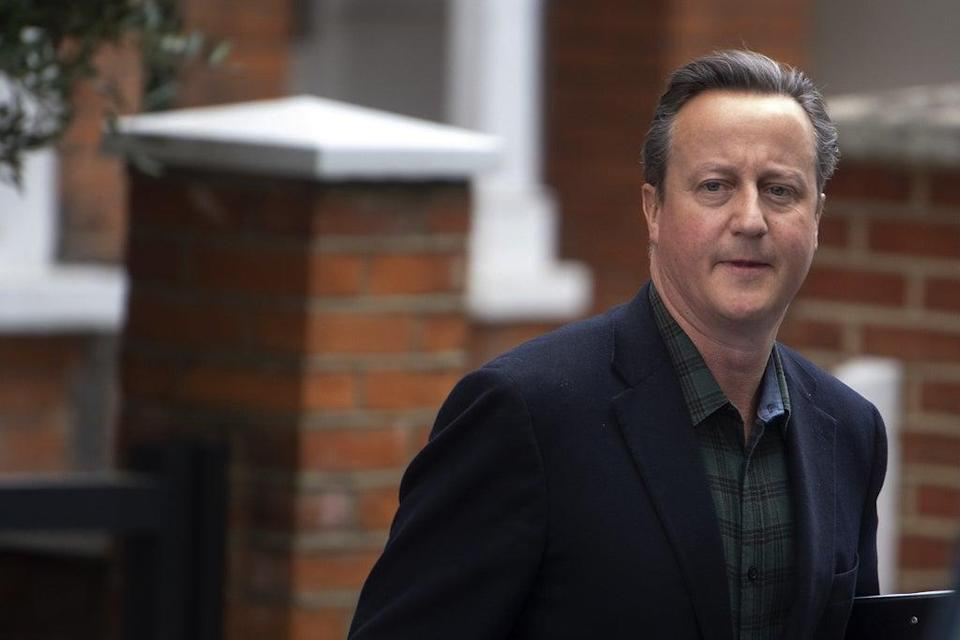 The review was ordered after former PM David Cameron lobbied on behalf of Greensill Capital (Victoria Jones/PA) (PA Wire)