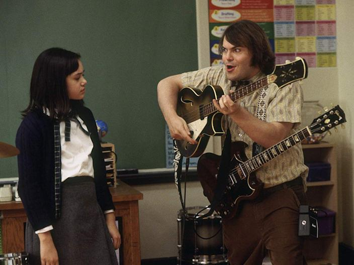 school of rock movie