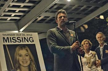 Ben Affleck as Nick in 'Gone Girl'