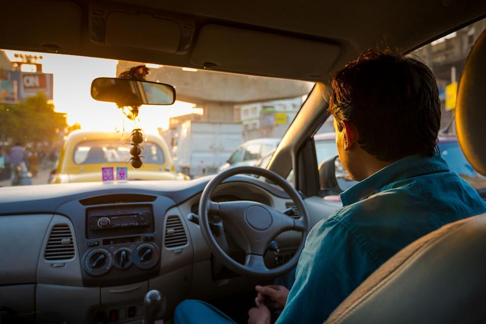Adeel was working as a taxi driver in Northamptonshire before the coronavirus pandemic (Photo: Getty images)
