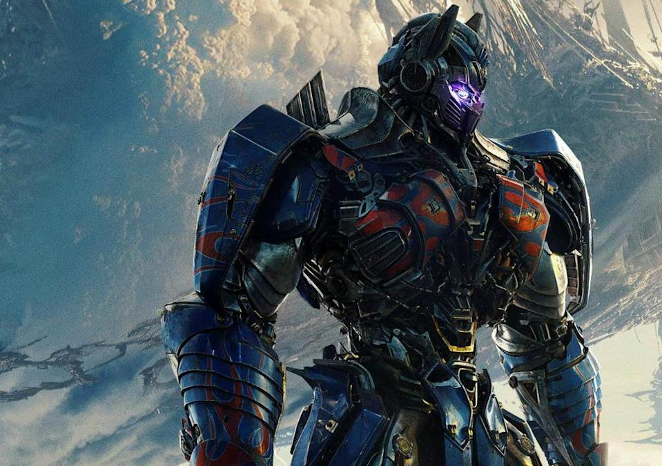 Transformers: The Last Knight (Credit: Paramount)