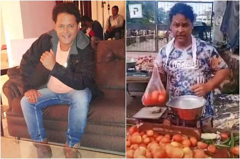 Javed Hyder Not Vending Vegetables Due to Financial Crisis, was Making Videos to Keep Busy
