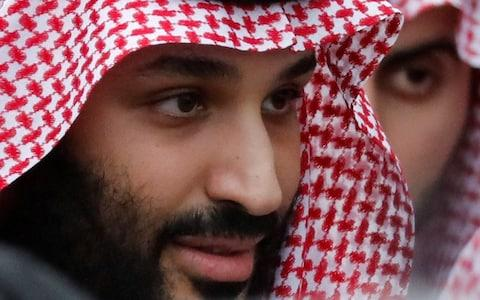 Mohammed bin Salman is supporting the Yemeni government. - Credit: REUTERS/Jorge Silva/File Photo