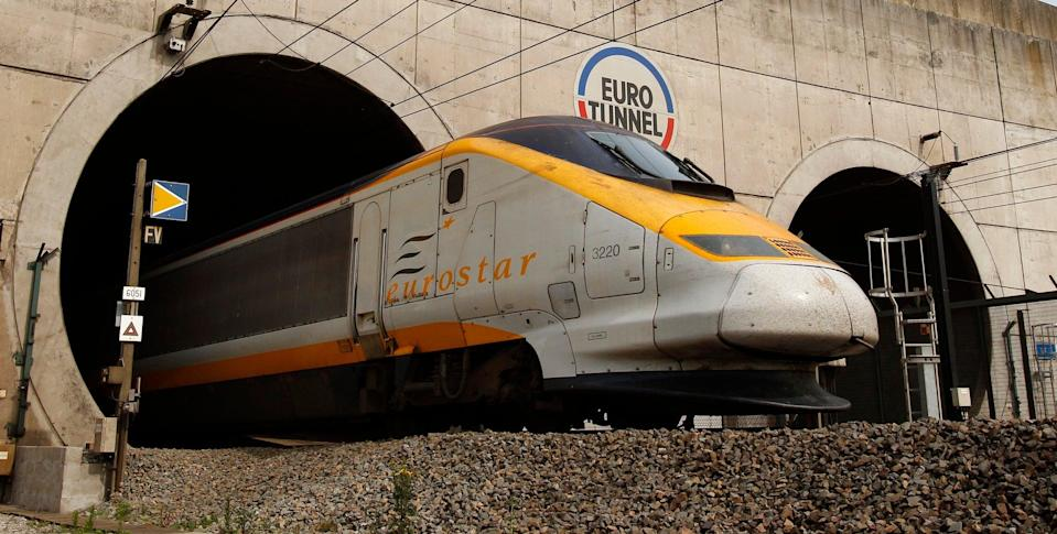 Eurostar has slashed its timetables during the pandemic
