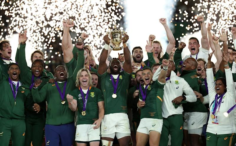 South Africa's Rugby Victory Has Lessons for All of Us