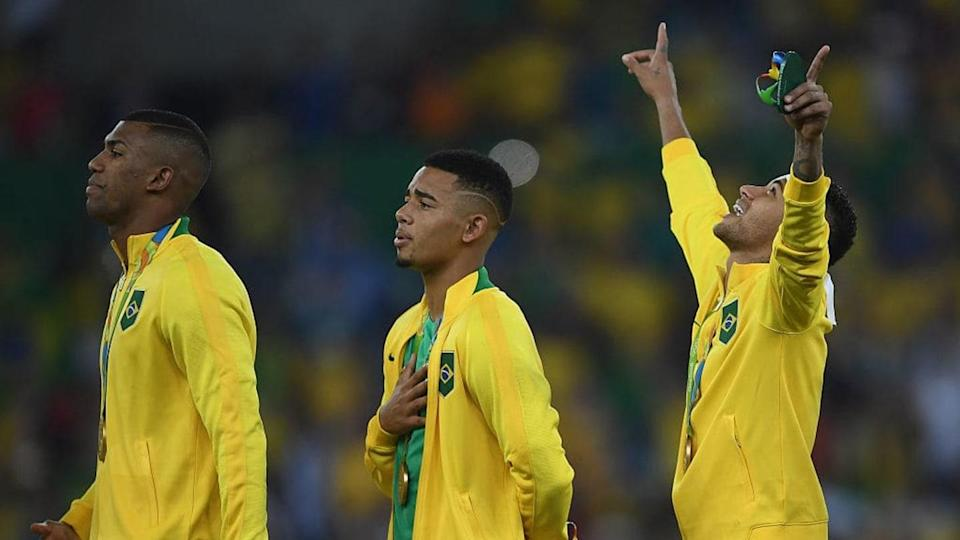 Brazil v Germany - Final: Men's Football - Olympics: Day 15   Laurence Griffiths/Getty Images
