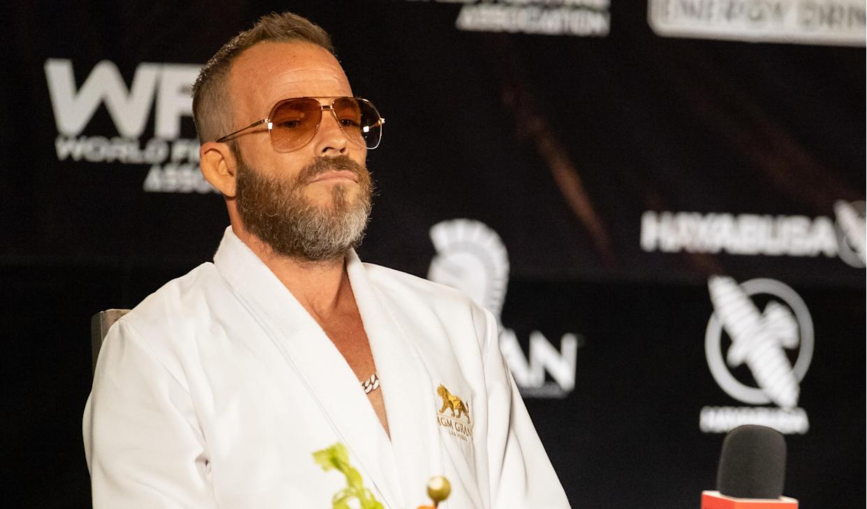 Starring Stephen Dorff, Darren Mann, Elizabeth Reaser and a host of UFC stars, EMBATTLED will be released in the UK and Ireland on digital download from 5 July 2021. (Universal Pictures)