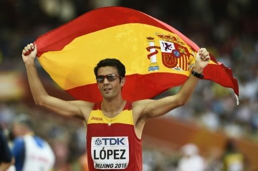 Ennis-Hill on brink as Lopez breaks Chinese hearts at athletics worlds