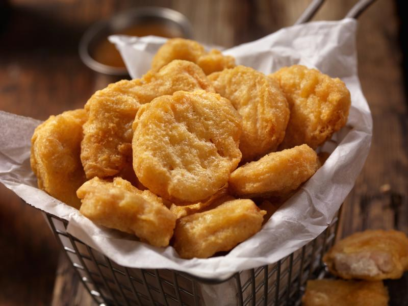 Eating ultra-processed foods like chicken nuggets 'linked to cancer,' study says