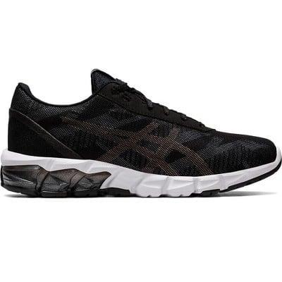 <p>If your idea of a workout wardrobe consists of all black, you need these <span>Asics GEL-Quantum 90 2 Running Shoes</span> ($85).</p>